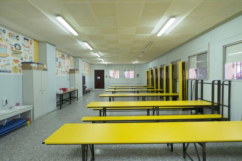 Condiciones de contratación del Servicio de Comedor Escolar y Aula ...